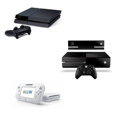 PS4 WiiU XboxOne