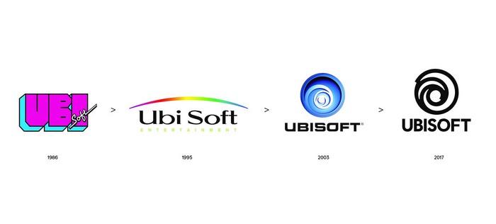 Extrêmement Ubisoft : Un nouveau logo plus moderne, l'ancien datait de 2003  WI05