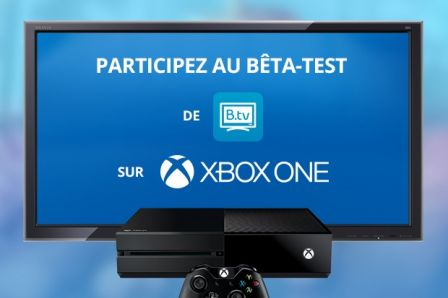 Bouygues TV Xbox One